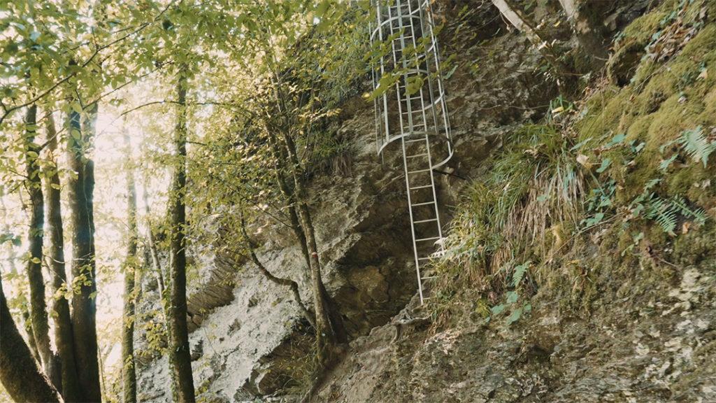 La balade des échelles– Rochehaut
